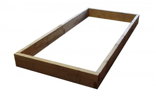 Oak raised bed - 2.4 x 1.2 x 200 x 50mm
