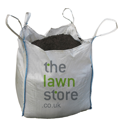 Norfolk loam topsoil dumpy bag the lawn store for Bags of topsoil