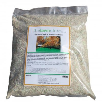 Lawnstore Autumn fertiliser