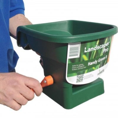 Hand Held Spreader for grass seed