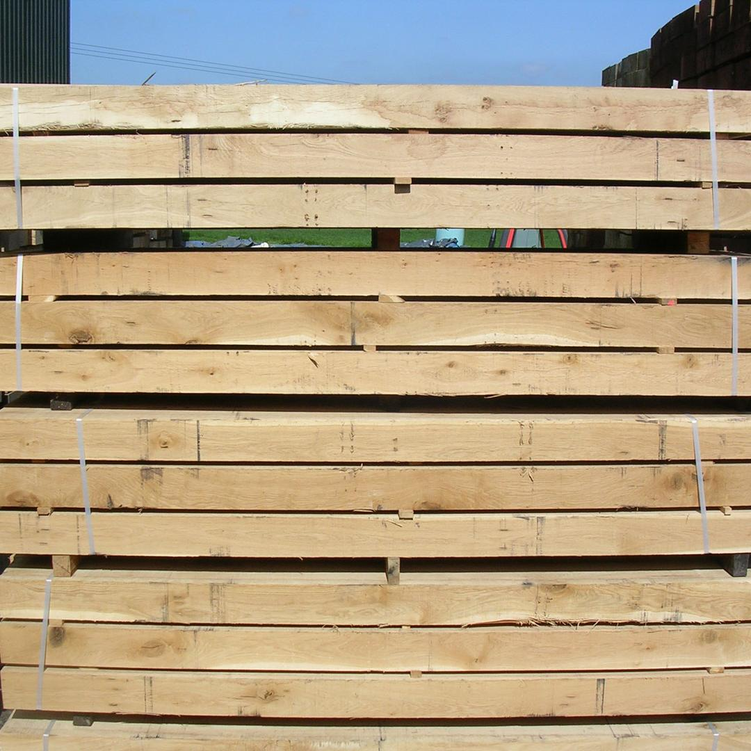Garden Oak Sleepers
